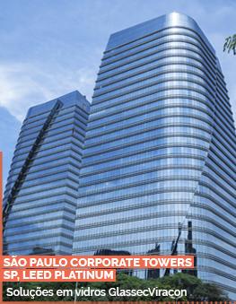 São Paulo Corporate Towers, SP, Leed Platinum