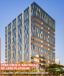 Vera Cruz II, São Paulo, SP, Leed Platinum