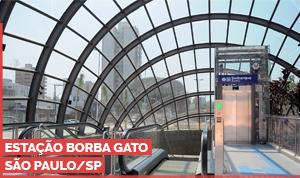 Estação Borba Gato