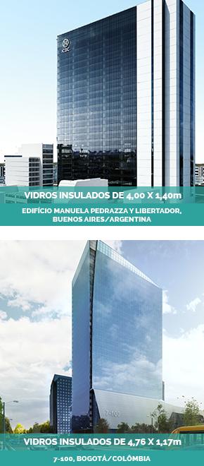 Edifício Manuela Pedrazza Y Libertador, Buenos Aires, Argentina e 7-100, Bogotá, Colômbia