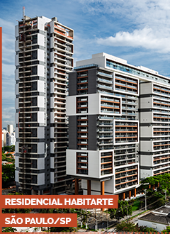Residencial Habitarte, São Paulo/SP