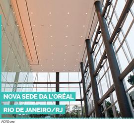 Nova Sede da L'Oréal, Rio de Janeiro/RJ