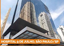Hospital 9 de Julho, São Paulo/SP