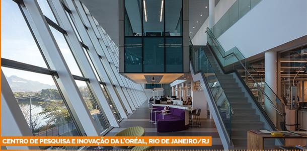 Centro de Pesquisa e Inovação da L'Oréal, Rio de Janeiro/RJ