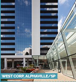 West Corp, Alphaville/SP