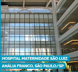 Hospital Maternidade São Luiz Anália Franco