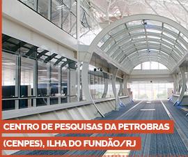 Centro de Pesquisas da Petrobras (CENPES)