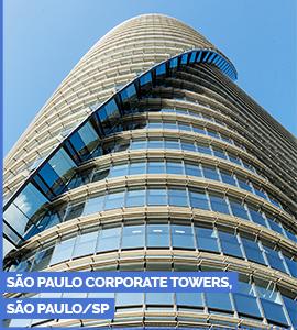 SÃO PAULO CORPORATE TOWERS, São Paulo/SP